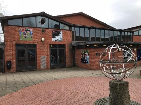 The Levi Fox Hall, King Edward VI School